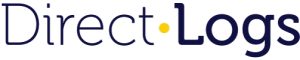 Direct Logs Logo